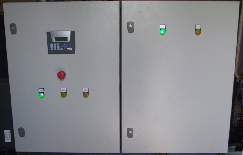 Модернизация насосной станции с удаленным контролем и управлением по GSM