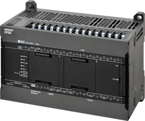 Программируемый логический контроллер Omron CP2E